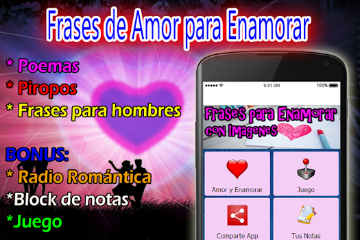 Frases De Amor Para Enamorar By Socrear Entertainment Category