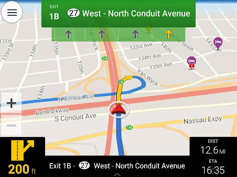 Related Apps: CoPilot Truck GPS - by Trimble MAPS - Maps