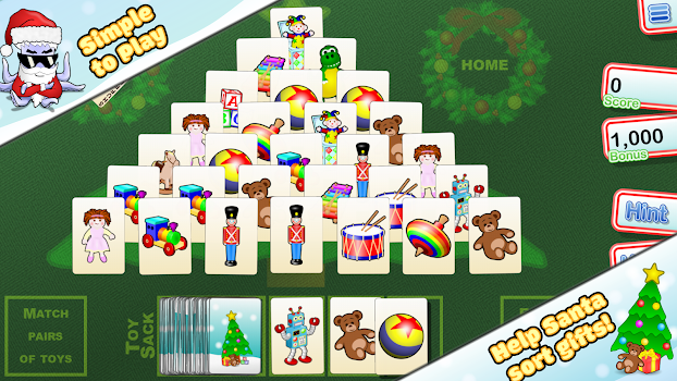 christmas tree solitaire - Solitaire Christmas