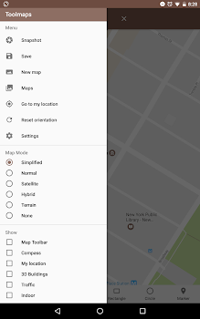Tools for Google Maps