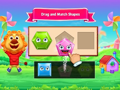 Colors & Shapes - Kids Learn Color and Shape - by RV AppStudios ...