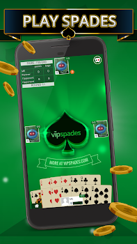 Spades Offline - Single Player