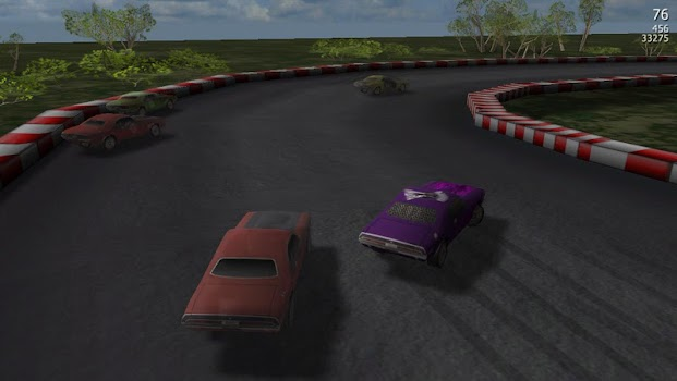Muscle Car Multiplayer Racing By Psychic Software Racing Games