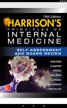 Harrison's Self-Assessment and Board Review, 19E
