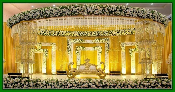Wedding decoration by world app lifestyle category 21 features wedding decoration junglespirit Gallery