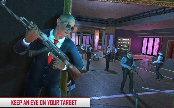 Secret Agent Spy Game: Hotel Assassination Mission
