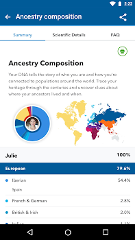 23andMe - DNA Testing : Health & Ancestry