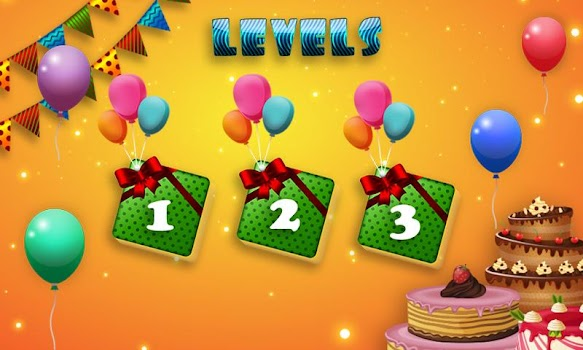 Birthday Chocolate Cake Factory Dessert Food Game by