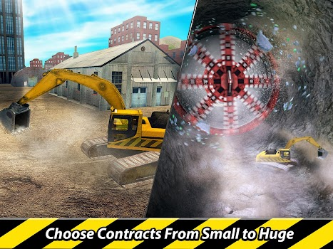 Construction Company Simulator - build a business!