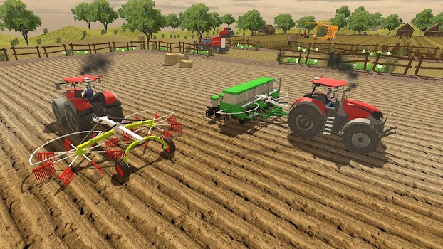 New Tractor Farming Simulator 3D - Farmer Story