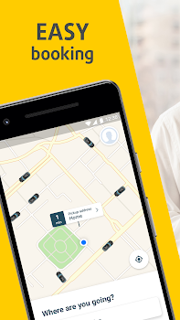mytaxi. Europe's #1 Taxi App