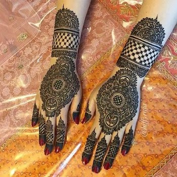 Uae Mehndi Designs 2019 By Designs Lounge Art Design Category