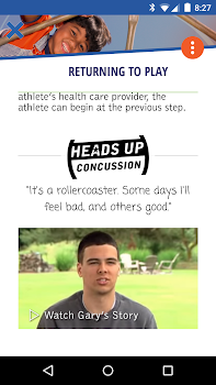 CDC HEADS UP Concussion Safety