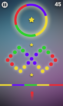 ... Crazy Color Switch Free Game : Color Circles Game ...