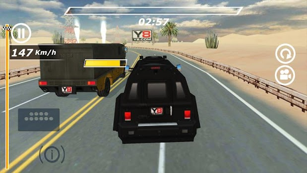 Contract Racer Car Racing Game By Y8 Racing Games Category 195