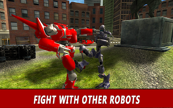 Flying Robot Simulator 3D - by Game Mavericks - Simulation