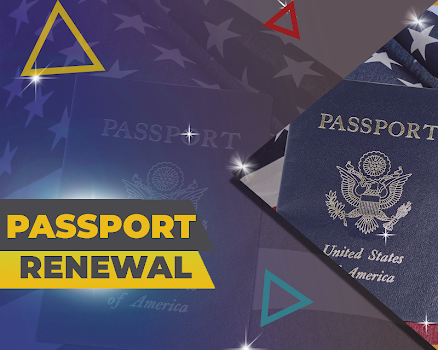 Passport online apply renewal file mobile enquiry