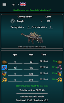 A-Calc Ark Tools: ARK Survival Evolved