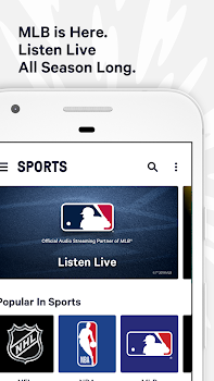 TuneIn: MLB Radio, Music, Sports & Podcasts