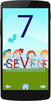 Kids Numbers Counting Game