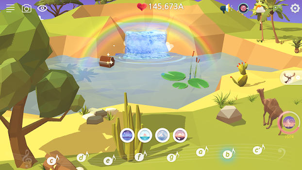 My Oasis Tap Sky Island by Buff Studio Co Ltd Simulation