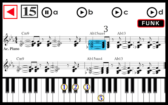 Learn to play a Real Piano