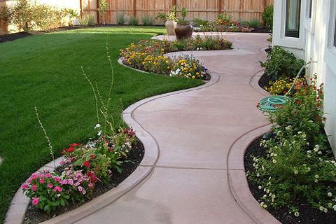 Landscaping design ideas by zalebox lifestyle category for Garden design ideas app