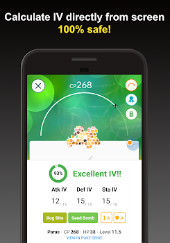 Poke Genie - Safe IV Calculator