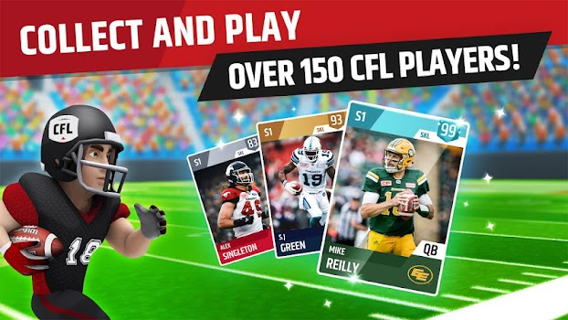 CFL Football Frenzy