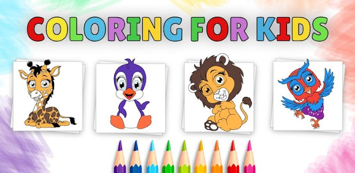 Coloring pages for kids - 50+ drawings to color - by Yoger ...