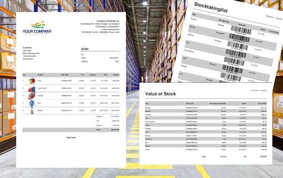 storage manager stock tracker by michaelhuber productivity
