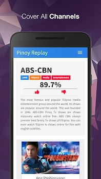Pinoy Replay - by Computer Medics - Entertainment Category