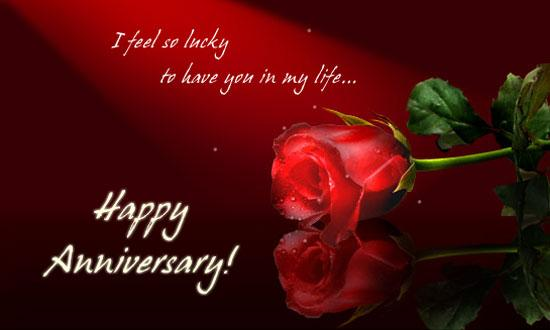 Happy wedding anniversary by studio d social category 233