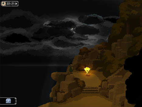 The Witch's Isle