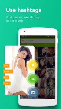 Get Friends for Kik, Snapchat & Kik Usernames