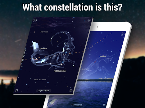 Star Walk 2 Free - Identify Stars in the Night Sky