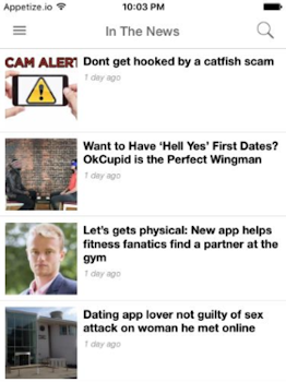 Dating Scams 101