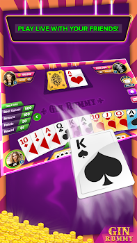Gin Rummy Online - Multiplayer Card Game