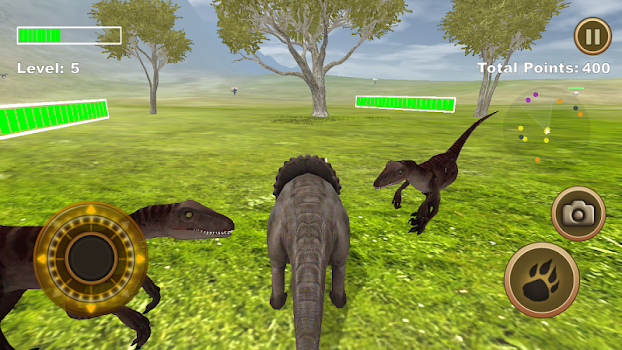 triceratops survival simulator by wild foot games adventure