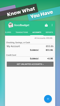 Goodbudget: Budget & Finance