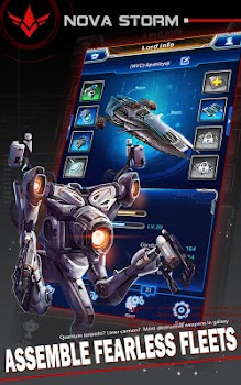 Nova Storm: Stellar Empire[Online Galaxy Strategy]