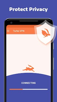 Turbo VPN- Free Proxy Server & Secure VPN Service