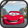 Extreme Lightning McQueen Racing