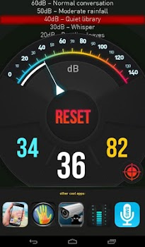 Sound Meter HQ - by Just4Fun - Tools Category - 21 Features & 9,483