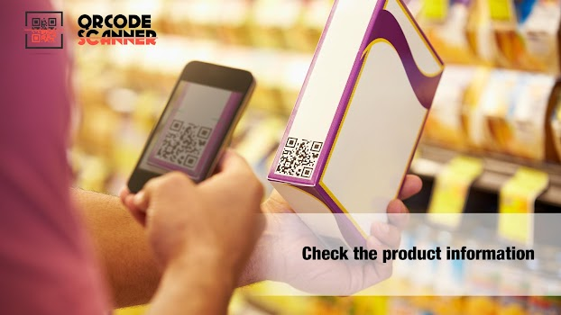 QR Code Scanner And Barcode Scanner Price Checker