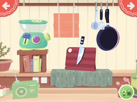 Toca Kitchen Sushi