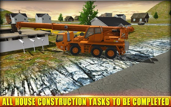 Construction City 2019: Building Simulator