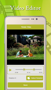 Video Editor: Rotate,Flip,Slow motion, Merge& more