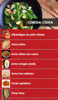 Chinese food recipes by radios gif peinados frases y ms apps chinese food recipes chinese food recipes forumfinder Gallery