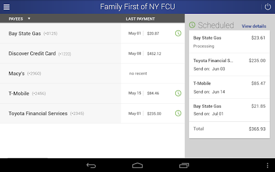Family First of New York  CU